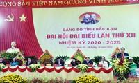 Provincia de Bac Kan comprometida con el progreso en el período 2020-2025