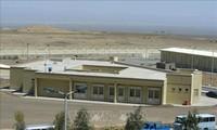 Irán reconstruye instalaciones nucleares