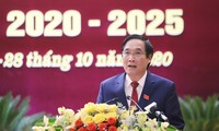 Provincia de Phu Tho finaliza el XIX Congreso del Comité del Partido