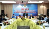 Vietnam reitera su determinación por renovar la organización sindical