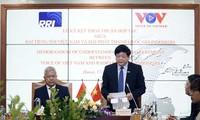 Vietnam e Indonesia impulsan la cooperación en el ámbito de la radio