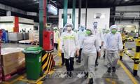 Garantizan las disposiciones de prevención y control del covid-19 en Dong Nai