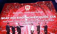 Ciudad Ho Chi Minh contribuye a fortalecer el emprendimiento del sector joven