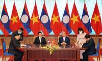 Vietnam y Laos afianzan las relaciones de cara al futuro