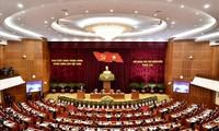 El XIV Pleno del Comité Central del Partido Comunista de Vietnam entra en la cuarta jornada de trabajo