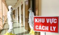 Vietnam informa otros tres casos de contagio mientras persiste en estrictas medidas contra el covid-19