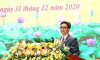La prensa vietnamita revisa un año de desarrollo