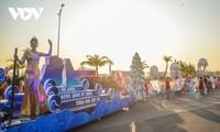 Carnaval Color de Tuan Chau-Ha Long 2021 atrae a turistas en temporada baja