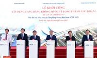 Vietnam coloca la primera piedra del aeropuerto de Long Thanh