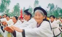 Fortalecen el trabajo a favor de las personas mayores en Vietnam