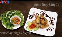 El restaurante vegetariano Lang Ta