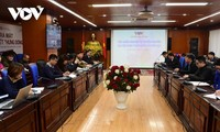 La Voz de Vietnam refuerza la información sobre el XIII Congreso Nacional del Partido Comunista