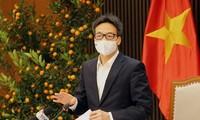 Vietnam avanza en el control del covid-19, afirma vicepremier