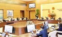 El Comité Permanente del Parlamento vietnamita se prepara para su 53ª reunión