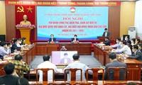 Consolidan el papel de órgano de inspección y supervisión electoral del Frente de la Patria de Vietnam
