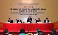 Premier vietnamita orienta el desarrollo de la economía del delta del río Mekong
