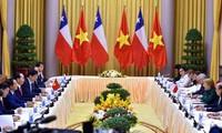 """Gonzalo Guaiquil: """"El objetivo final es que los vietnamitas se enamoren de Chile"""""""