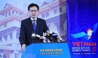 Vietnam reafirma su política de protección de la seguridad humana
