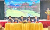 Festejos y actividades en Ninh Binh para celebrar el Año Nacional del Turismo 2021