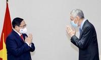 Vietnam impulsa la cooperación con Singapur, Malasia y Camboya