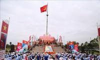 Celebran actividades conmemorativas por la reunificación de Vietnam en todo el país