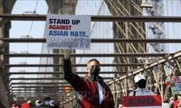 Empresas asiático-estadounidenses unidas para enfrentar el racismo contra los asiáticos