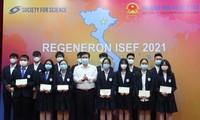 Estudiantes vietnamitas participarán en concurso internacional de ciencia e ingeniería