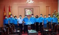 Localidades vietnamitas unidas para apoyar a las áreas más afectadas por el covid-19