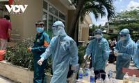 Ciudad Ho Chi Minh actúa con rapidez después de confirmar un caso positivo del covid-19 en la comunidad