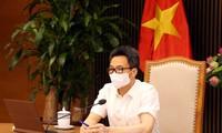 La provincia de Bac Giang confirma haber controlado a los trabajadores expuestos al covid-19