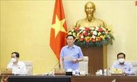 Concluye la reunión 56 del Comité Permanente del Parlamento vietnamita