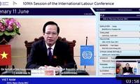 Vietnam ante la 109ª Conferencia de la Organización Internacional del Trabajo