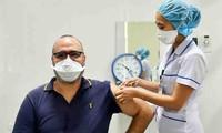 Vietnam procede a la vacunación del cuerpo diplomático en el territorio nacional