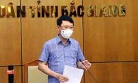 La provincia de Bac Giang determinada a controlar de manera definitiva el covid-19 para finales de junio