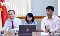 El nuevo director general de la VOV se reúne con el secretario general de la ABU