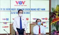 La Voz de Vietnam aporta a los esfuerzos comunes para el desarrollo nacional