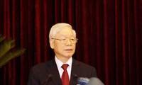 Comienza el tercer Pleno del Comité Central del Partido Comunista de Vietnam, XIII mandato
