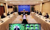 Presidente de Vietnam pronuncia discurso en Cumbre de APEC