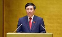 El Parlamento vietnamita aborda la superación de la pandemia del covid-19 para la recuperación económica