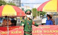 Localidades meridionales de Vietnam fortalecen medidas contra el covid-19