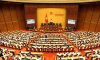 Finaliza el primer período de sesiones de la Asamblea Nacional