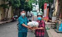 Aumenta el apoyo a los trabajadores y empresarios afectados por el covid-19 en Ciudad Ho Chi Minh