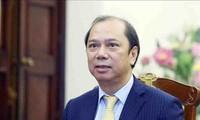 La 54 Reunión de Ministros de Relaciones Exteriores de la Asean finaliza con propuestas importantes de Vietnam