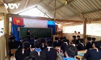 La etnia Dao preserva su escritura gracias a los aportes de un maestro