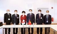 Vietnam y Japón afianzan la cooperación parlamentaria