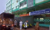 Más materiales sanitarios llegan a Ciudad Ho Chi Minh al servicio de la lucha contra el covid-19