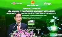 Vietnam fortalece la transformación digital en el sector agrícola