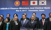 Reunión Asean+3 promueve cooperación financiera y comercial