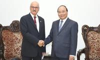 Vietnam y Fondo OPEP para el Desarrollo Internacional impulsan cooperación en sector privado