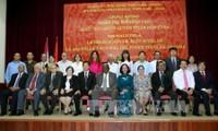 Celebran en Hanoi Encuentro amistoso Vietnam-Cuba